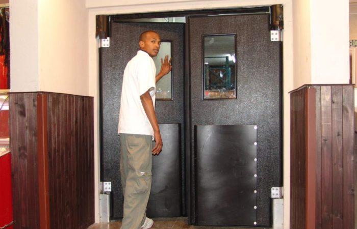 SR9000 Doors